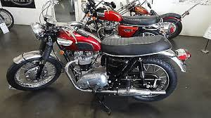 1968 triumph bonneville 650 motorcycles for sale