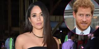 Meghan Markle And Prince Harry Meghan Markle Is Already At War With Prince Harry U0027s Cousins