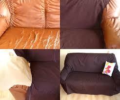 tissu pour recouvrir un canapé pour canap en cuir 10 avec couturetissus et recouvrir un canape du