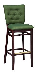 Outdoor Counter Height Bar Stools Regal Seating Series 2420 Wooden Counter Height Bar Stool With