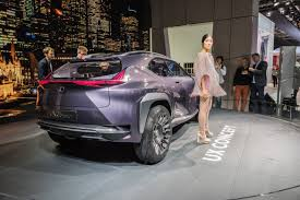 lexus ux suv concept paris lexus flips the suv inside out with the ux concept at paris 2016