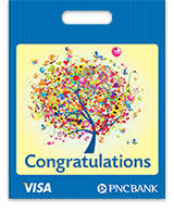 bank gift cards pnc pnc bank visa gift card