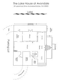 narrow lot lake house plans lake house floor plans modernehouse plan cabin basementefront