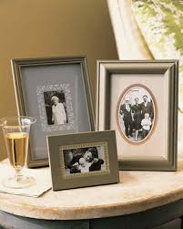 Picture Frames And Mats by Photo Frame Ideas Martha Stewart