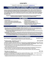 Project Manager Example Resume by 16 Best Best Project Coordinator Resume Templates U0026 Samples Images