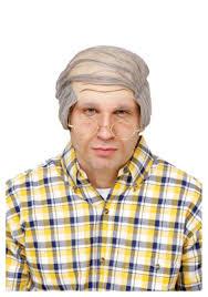 bald comb over wig halloween costume ideas 2016