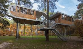 9 stunning treehouses that will bring out your inner child archdaily