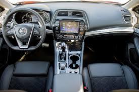 Maxima 2014 Interior 2017 Nissan Maxima Sr Midnight Edition Test Drive Review