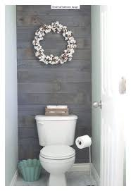 Bathrooms Decorating Ideas by Best 25 Half Bathroom Decor Ideas On Pinterest Half Bathroom