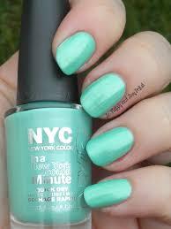 nyc new york color city samba collection nail polishes partial