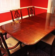Formal Cherry Dining Room Sets Thomasville Cherry Formal Dining Room Set Cherry Tables U0026 Chairs