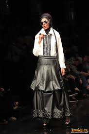 Futuristic Style Rocks Hijab Rock By Hannie Hananto Style Whimsical