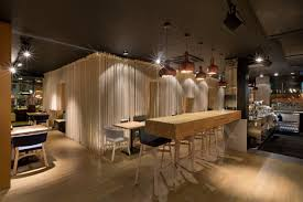 Restaurant Decoration Creative Design Made With Ropes D Sginers Inspiration