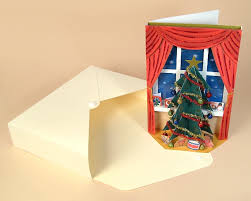card making templates for the night before christmas 3d greeting