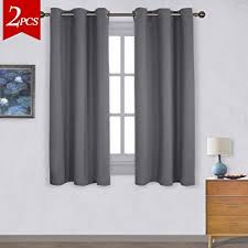 Black Out Curtains Nicetown Thermal Insulated Grommet Blackout Curtains