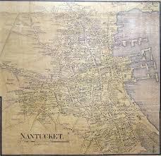 Nantucket Map Graham Arader Map Of The Day U201cbarnstable Dukes And Nantucket