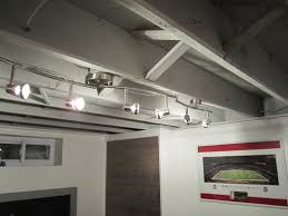 top light fixtures for basement stylish light fixtures for