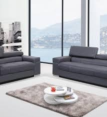 grey sofa living room ideas on your companion contemporary grey italian leather sofa set with adjustable headrest