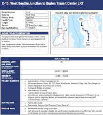 Seattle Light Rail Hours Sound Transit 3 Sets Seattle U0027s Light Rail Up For Expansion The