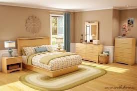 south shore soho queen platform bed u0026 headboard with 2 nightstands