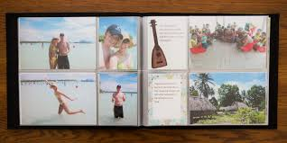 themed photo albums honeymoon album oh boy oh boy