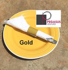 paper napkins gold restaurant napkin bands to wrap with paper napkins 20 000