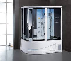 siena white steam shower by mayabath com youtube