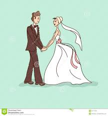 wedding card for groom wedding card with and groom stock vector illustration of
