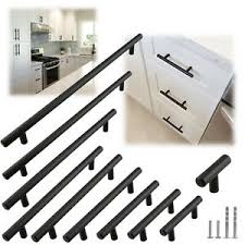 kitchen cabinet hardware black 3 inch black 3 cabinet pulls for sale in stock ebay