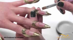 stylebyherx nail extensions the new acrylic
