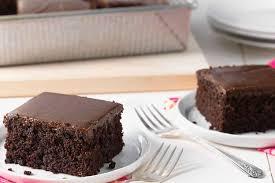 Ina Garten Brownies King Arthur Flour U0027s Favorite Fudge Cake Recipe King Arthur Flour