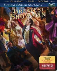 The Greatest Showman The Greatest Showman Steelbook Includes Digital Copy