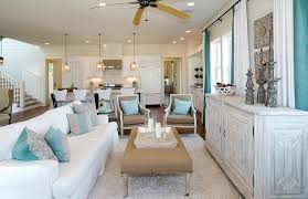 CoastalInspired Living Rooms HotPads Blog - Decor pad living room
