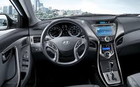 Hyundai Elentra Interior 2013 Hyundai Elantra Interior Best Cars News