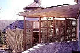 Custom Trellis Panels Deck Pergola Lattice Panels No Cf7 By Trellis Structures