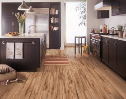 Laminate Flooring In Kitchens 5 Flooring Options For Kitchens And Bathrooms Empire Today Blog