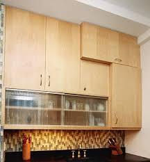 sliding kitchen doors interior frameless sliding glass cabinet doors cabinet ideas diy