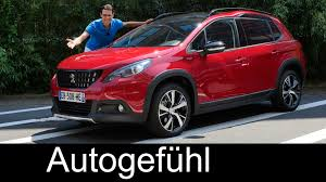 peugeot cars 2016 peugeot 2008 gt line full review test driven facelift 2016 2017