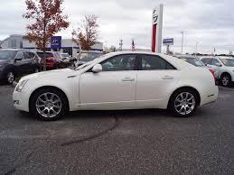 cadillac cts white wall tires 2009 used cadillac cts 4dr sedan rwd w 1sa at toyota of