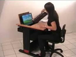 bureau encastrable mobilier bureau professionnel format plus