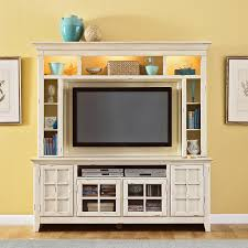 corner tv stands for 60 inch tv compact white painted oak wood media cabinet with lighted shelves