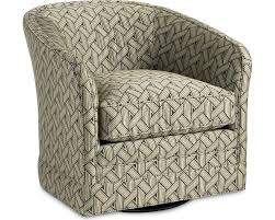 Sutton Swivel Glider Chair Living Room Furniture Thomasville - Swivel tub chairs living room