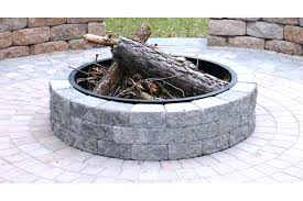 Firepit Insert Pit Ring Steel Pit Ring Ideas Carlislerccar Club