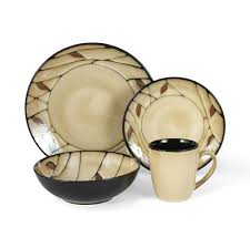 dinnerware sets for 16 stoneware dinner set pfaltzgraff