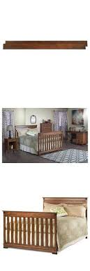 Convertible Crib Bed Rail Bed Rails 162183 Espresso Lind Toddler Guard Rails By Jc