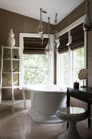 bamboo roman blinds