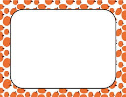 Halloween Page Borders by Halloween Pumpkin Border Clipart Clip Art Library