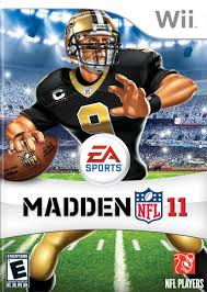 amazon com madden nfl 11 nintendo wii video games