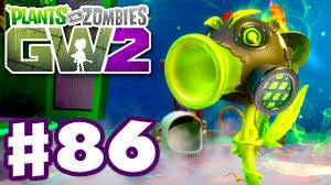 plants vs zombies garden warfare 2 gameplay part 86 toxic