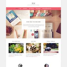 sela u2013 free business wordpress theme wp style